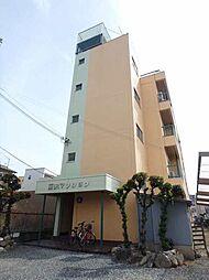 前沢マンション[4階]の外観