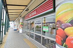 神奈川県相模原市中央区小町通1丁目の賃貸アパートの外観