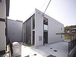 埼玉県さいたま市岩槻区加倉1の賃貸アパートの外観