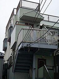 徳山コーポ[102号室]の外観
