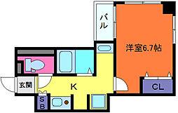 ウィンテージ神戸元町[10階]の間取り