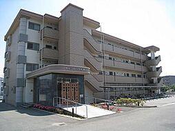 福岡県太宰府市朱雀4の賃貸マンションの外観
