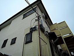 ベルハイツ[102号室]の外観