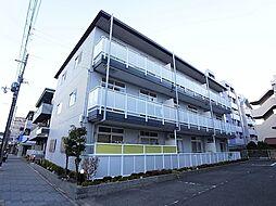 エステートピア日吉[1階]の外観