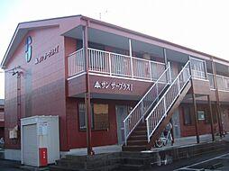 岐阜県多治見市平井町4丁目の賃貸アパートの外観