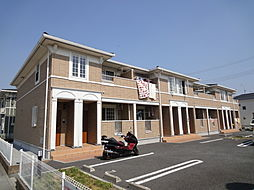 埼玉県三郷市泉1丁目の賃貸アパートの外観