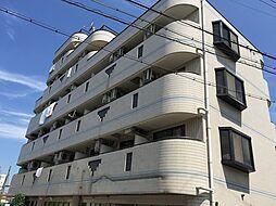 大阪府大阪市東淀川区淡路5丁目の賃貸マンションの外観