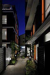 Apartment KURO武蔵小山II[2階]の外観