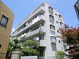 東京都葛飾区柴又6丁目の賃貸マンションの外観