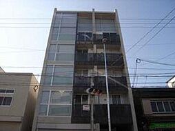 大阪府豊中市北桜塚1丁目の賃貸マンションの外観