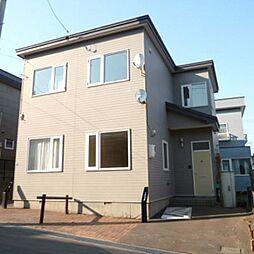 [テラスハウス] 北海道小樽市緑2丁目 の賃貸【/】の外観