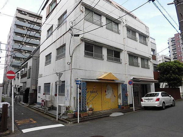 神奈川県横浜市西区花咲町4丁目の賃貸マンションの外観