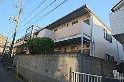 ふじみハウス[201号室]の外観