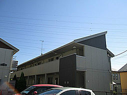 レセンテ梅ヶ丘II[105号室]の外観