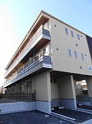 レジデンス堀江[3階]の外観