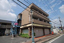 シャトーHAMADA[2階]の外観
