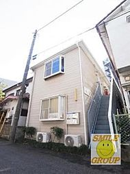千葉県船橋市本郷町の賃貸アパートの外観