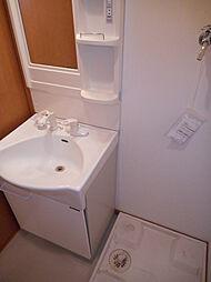 カーサ大塚の洗面所
