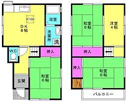 西江井ヶ島駅 5.5万円
