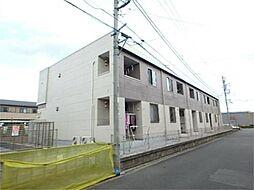 神奈川県相模原市緑区向原3丁目の賃貸アパートの外観