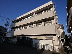 神奈川県相模原市南区相南1丁目の賃貸マンションの外観