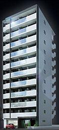 レグラス横浜吉野町[3階]の外観