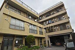 コーポサトウ[2階]の外観