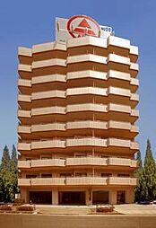 第98新井ビル[401号室]の外観