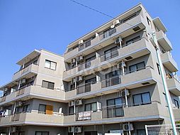 サザン稲城[3階]の外観