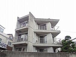 神奈川県横浜市神奈川区西寺尾2丁目の賃貸マンションの外観