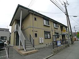 シャーメゾン米田 B棟[103号室]の外観