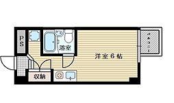 第7東昌ハイツ[2階]の間取り