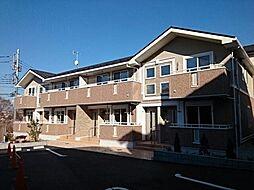 京王高尾線 山田駅 徒歩8分の賃貸アパート