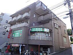 KNCビル弐番館[3階]の外観