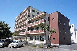 栃木県栃木市室町の賃貸マンションの外観