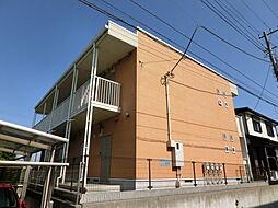 千葉県市原市岩崎1丁目の賃貸アパートの外観
