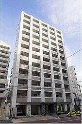東京都港区三田1丁目の賃貸マンションの外観