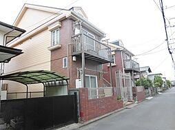 神奈川県綾瀬市寺尾台2丁目の賃貸アパートの外観