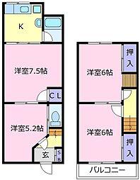 初芝駅 6.3万円