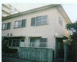 コーポ稲永[101号室]の外観