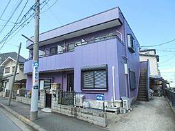神奈川県横浜市港北区綱島東4丁目の賃貸マンションの外観