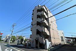 兵庫県神戸市須磨区北町1丁目の賃貸マンションの外観