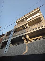 アイルイン武蔵新城[2階]の外観