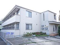 神奈川県綾瀬市大上6の賃貸アパートの外観