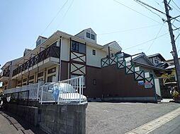 グラフィックメゾン樋井川[104号室]の外観