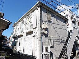 タウンコートむさし野[1階]の外観