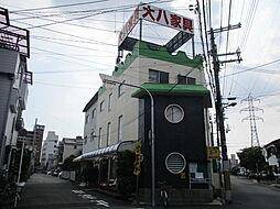 パークサイドテラス[4階]の外観