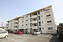 愛知県豊橋市曙町字若松の賃貸マンションの外観