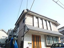 コーポ裕穂[2階]の外観