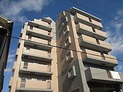 大阪府大阪市東淀川区小松1丁目の賃貸マンションの外観